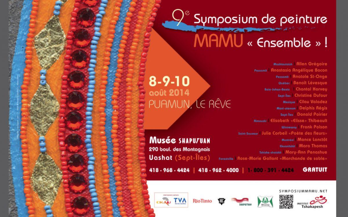 Symposium de Peinture MAMU 2014