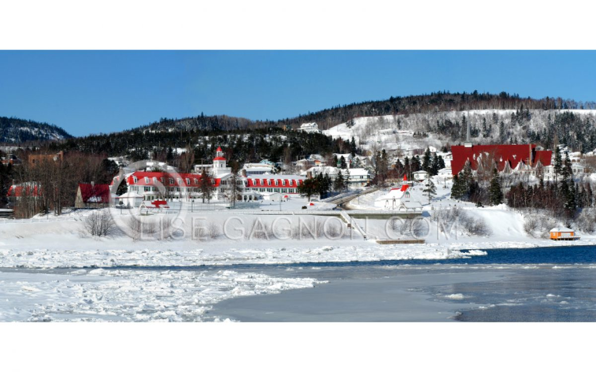 Hotel Tadoussac 2006 / Photo grand format