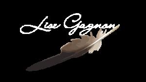 Plume signature © Lise Gagnon